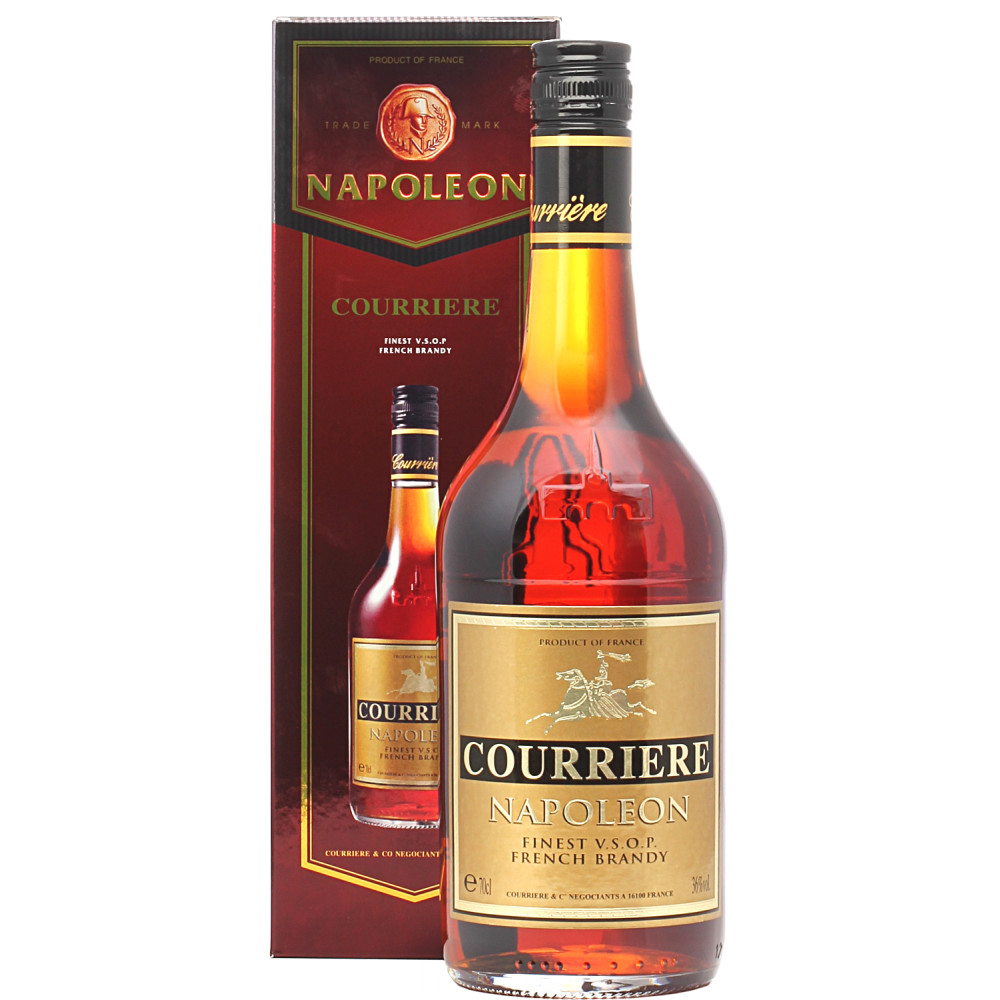Courriere Francia Brandy VSOP 0,7l