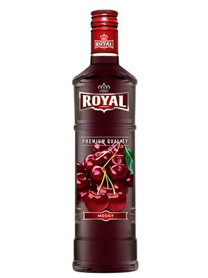 Royal Vodka Meggy 0,2l