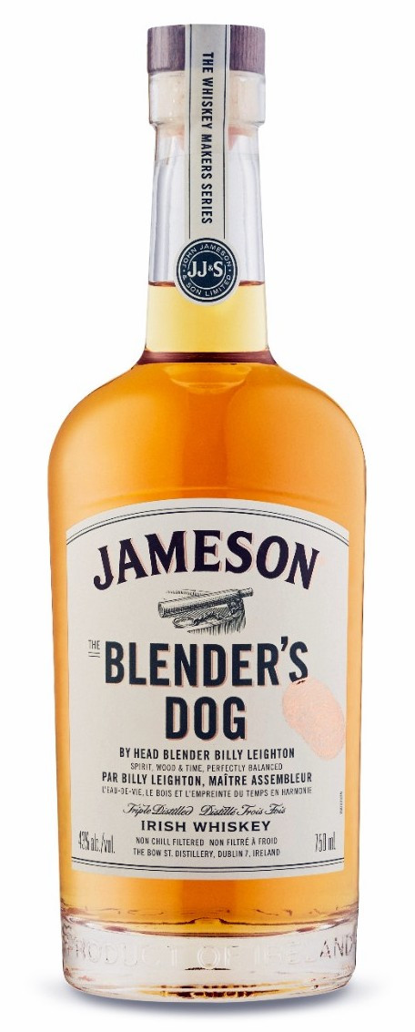 Jameson Blender's Dog  0,7l  43%