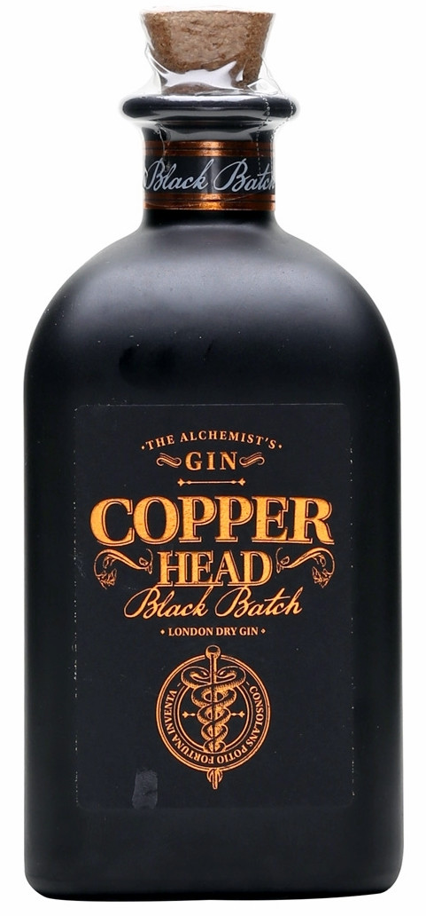 Copperhead Black Edition 0,5l 42%