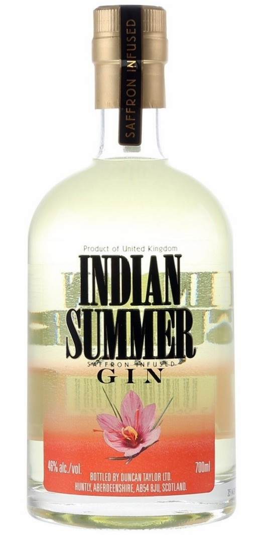 Indian Summer Gin 0,7l 46%