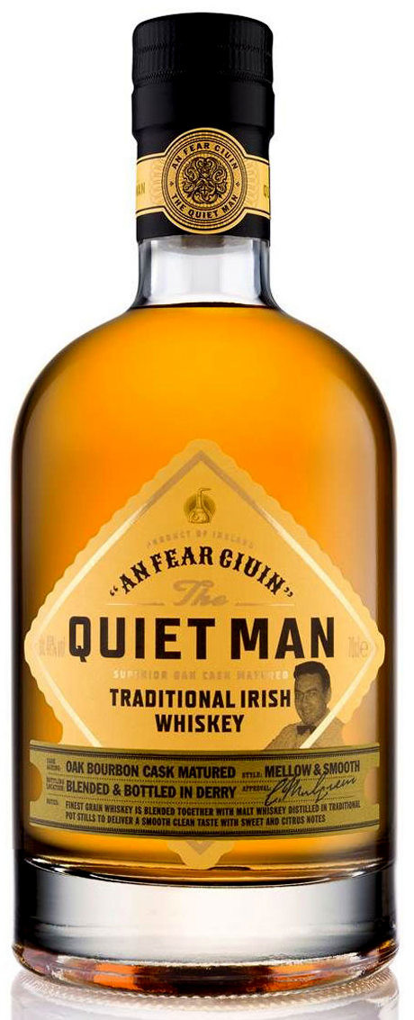The Quiet Man Blended 0,7l