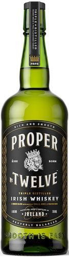Proper No. Twelve Conor McGregor's Whiskey 0,7l 40%