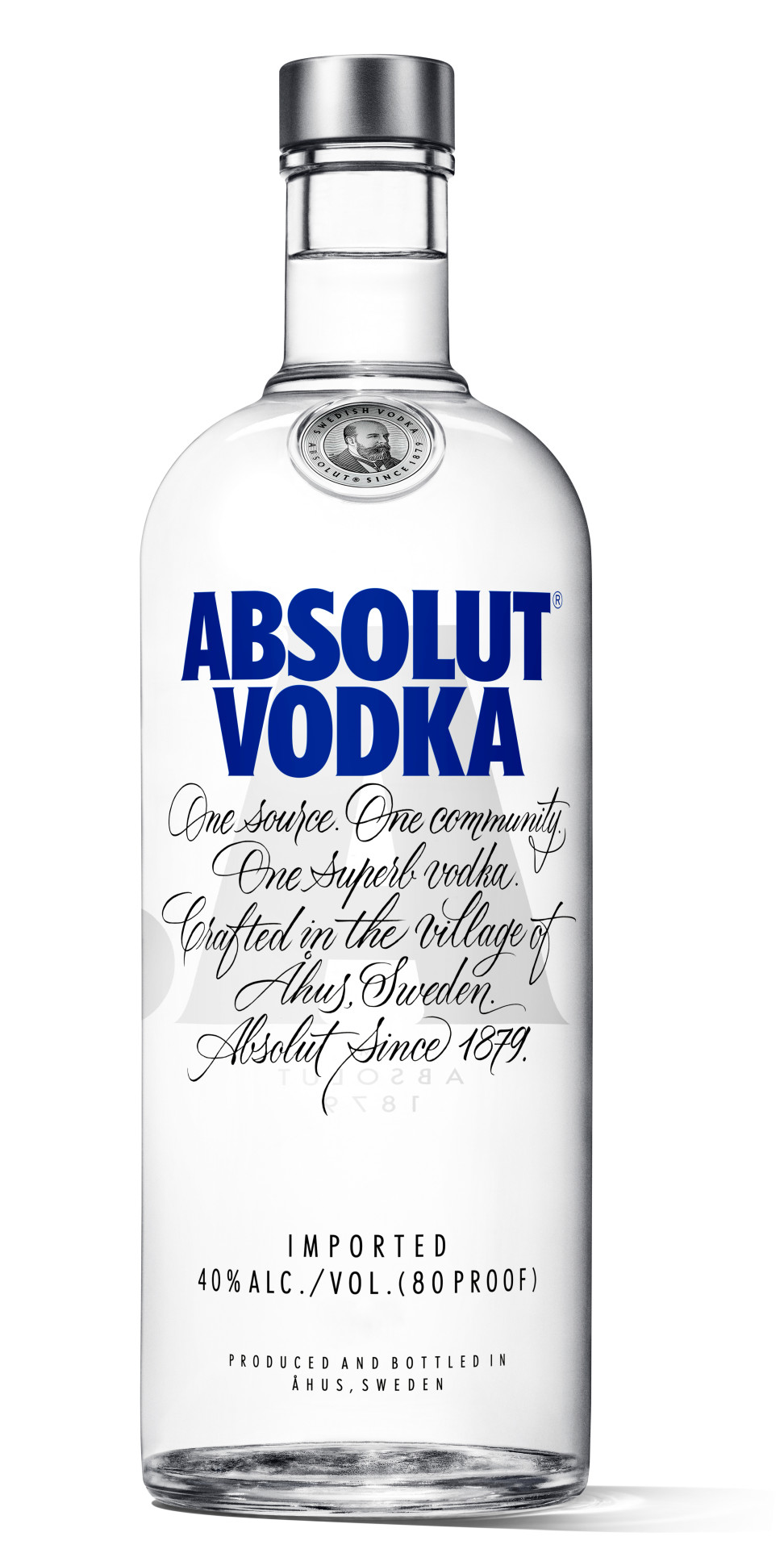 Absolut Blue 4,5l
