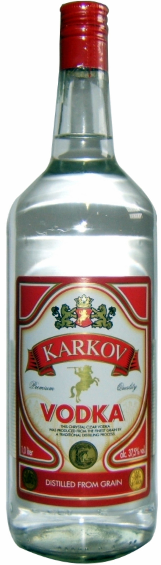 Karkov Vodka 1.0l