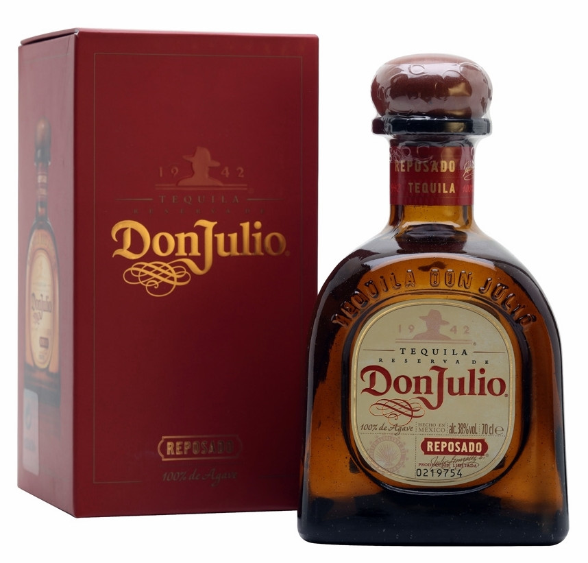 Don Julio Reposado 0.7l 38%