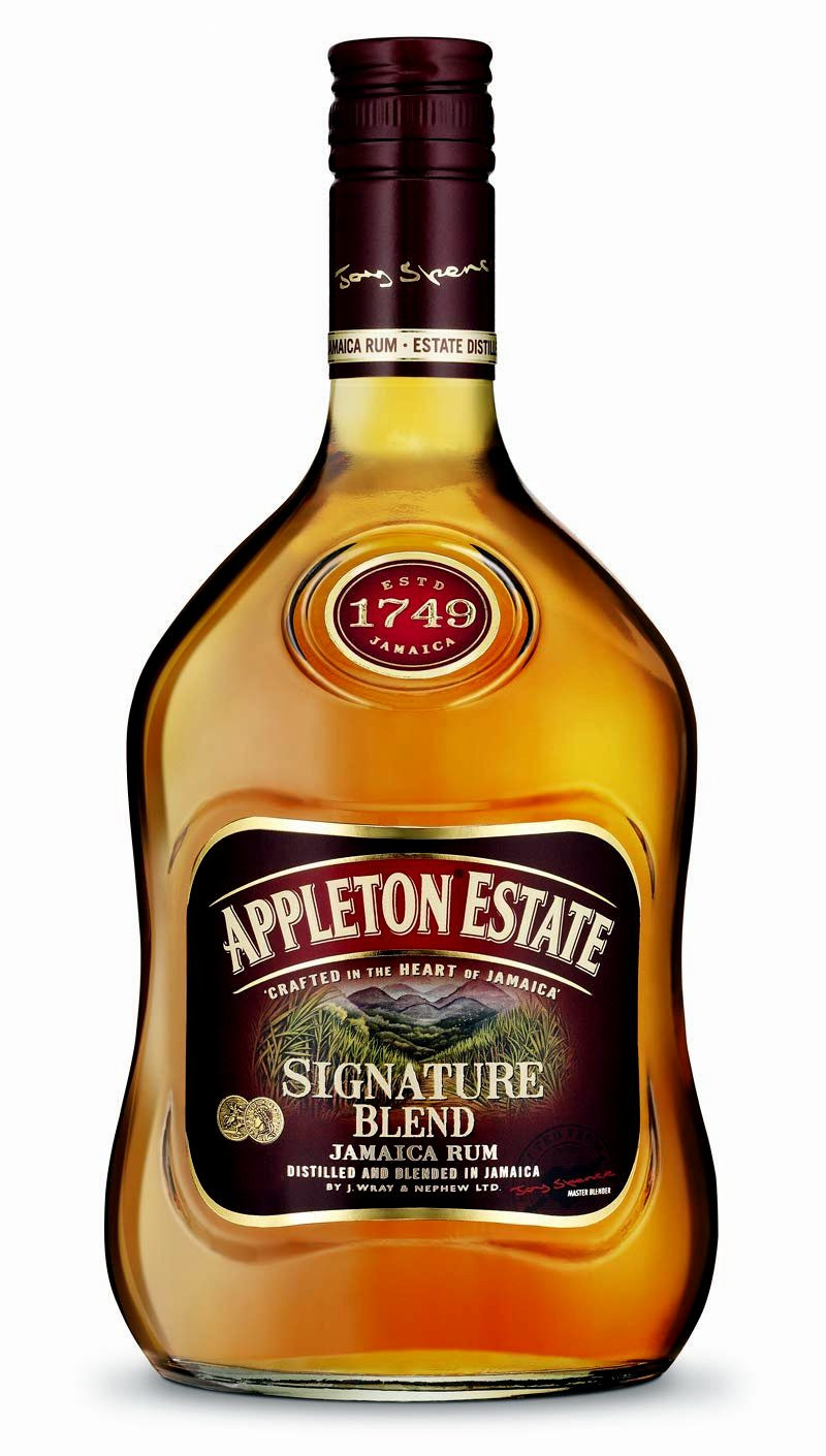 Appleton Estate Signature Blend Rum 0,7l 40%