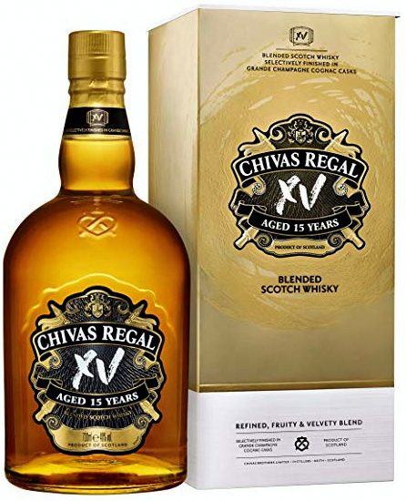 Chivas Regal XV  0.7l  40%