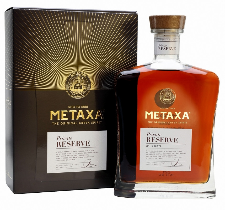 Metaxa Private Reserve (12*) 0,7l