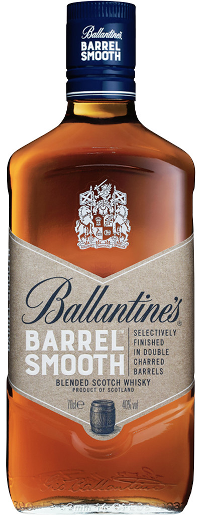 Ballantine's Barrel Smooth 0.7l