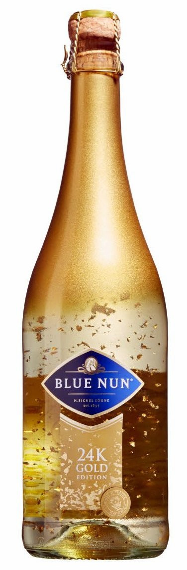 Blue Nun Gold Edition  0.75l (24K)