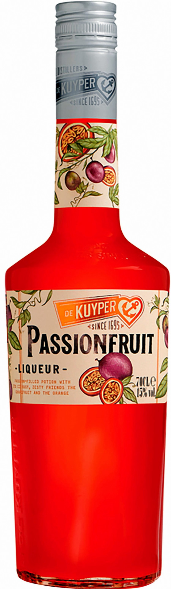 De Kuyper Passion Fruit 0,7l