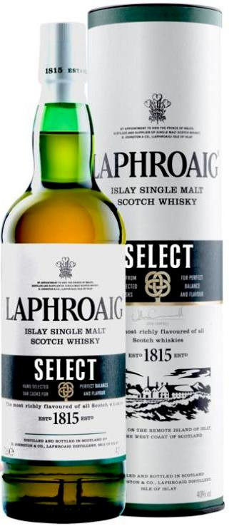 Laphroaig Select Whisky  0,7l