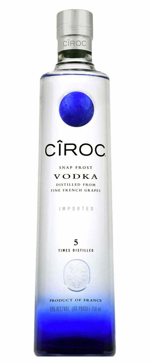Ciroc Vodka 0,7l 40%