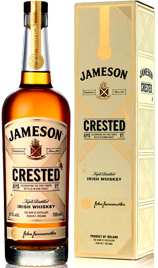 Jameson Crested 0,7l
