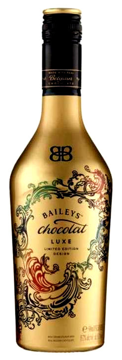 Baileys Chocolat Luxe Gold Edition  0,5l  15,7%