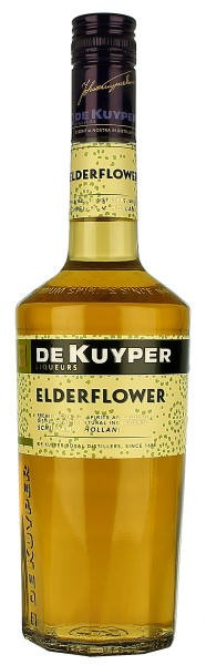 De Kuyper Elderflower 0,7l