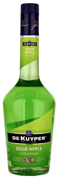 De Kuyper Sour Apple 0,7l